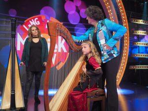 Optreden TV Fay Iris Mariska