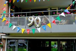 Verjaardag 90 jarige